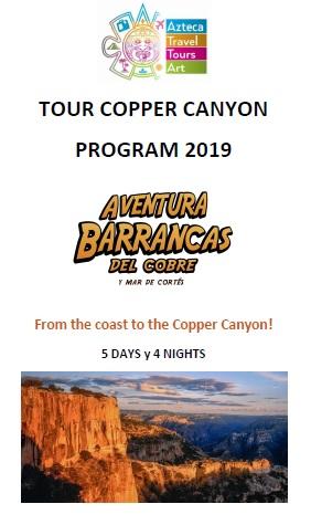 Tour Copper Canyon
